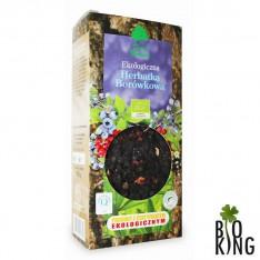 Herbatka borówkowa bio ekologiczna Dary Natury