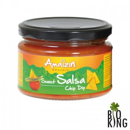 Sos salsa łagodny słodki bio Amaizin