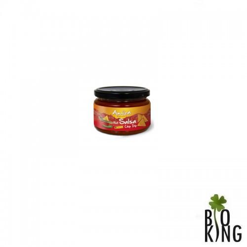 Sos salsa pikantny bio ekologiczny Amaizin
