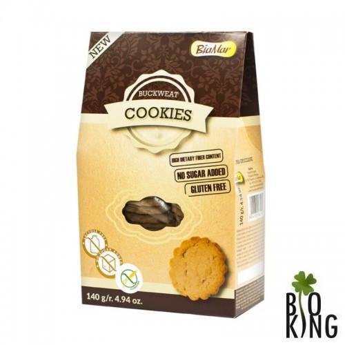 Ciasteczka gryczane bez glutenu Biamar
