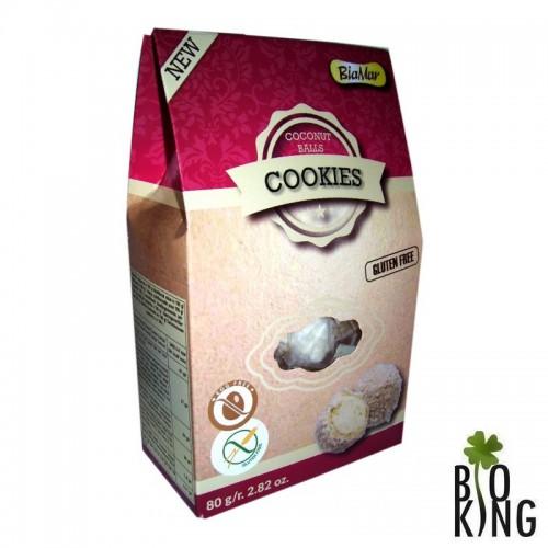 Kulki kokosowe bezglutenowe bez cukru Biamar