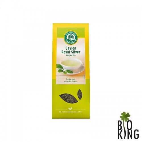 Herbata biała ceylon liściasta Lebensbaum