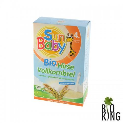 Kaszka jaglana bezglutenowa bio Sun Baby
