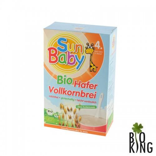 Kaszka owsiana dla dzieci bio Sun Baby