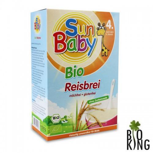 Kaszka ryżowa bezglutenowa bio Sun Baby