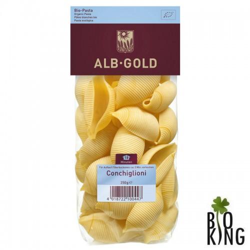 Makaron semolinowy muszle bio Alb Gold