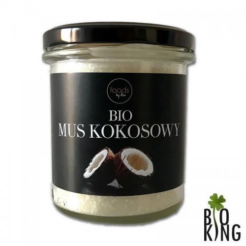 Ekologiczny mus kokosowy Foods by Ann