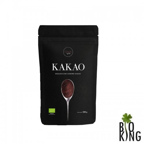 Ekologiczne surowe kakao bio Foods by Ann
