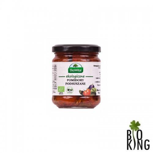 Pomidory podsuszane bio w oleju EkoWital