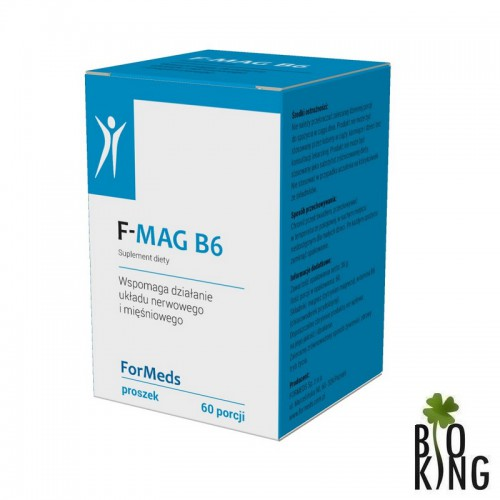 F-Mag B6 magnez w proszku ForMeds