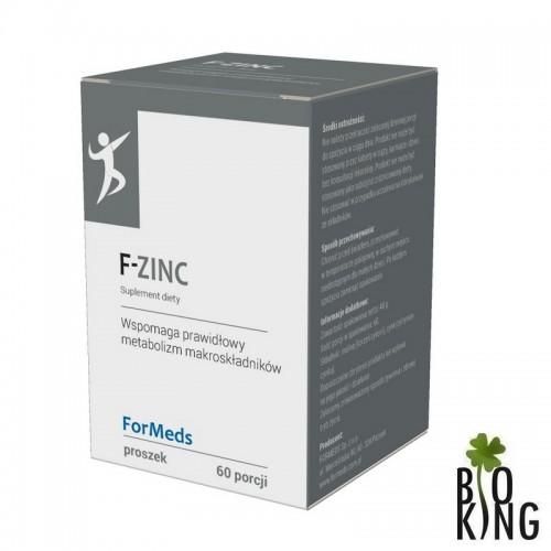 F-Zinc cynk w proszku z inuliną ForMeds