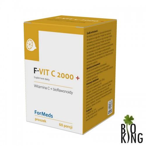 F-Vit C 2000+ witamina C z cytrusów ForMeds
