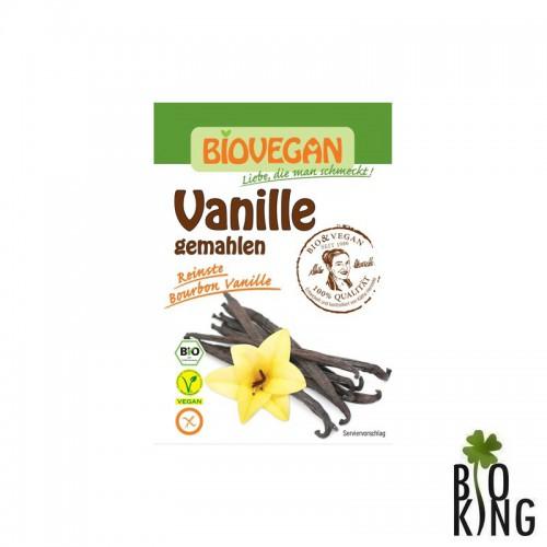 Wanilia mielona Bourbon bez glutenu Biovegan
