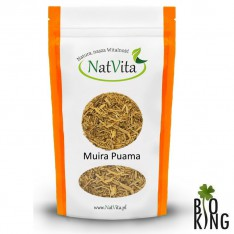 Muira Puama kora pocięta NatVita