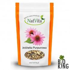 Jeżówka purpurowa korzeń pocięty bio NatVita