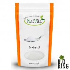 Erythritol cukier niskokaloryczny dla diabetyków NatVita