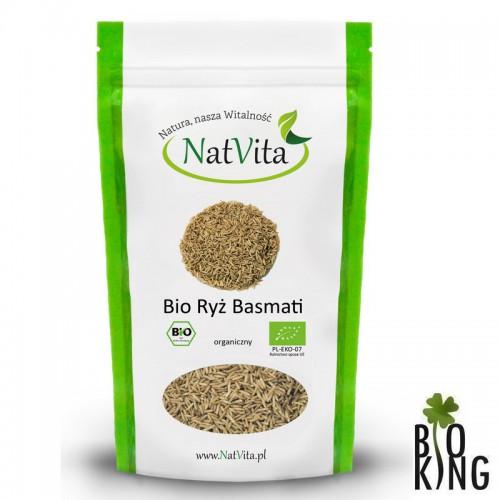 Ryż Basmati bio ekologiczny NatVita