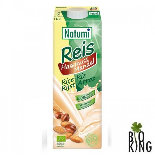 Napój ryżowy z orzechami i migdałami bio Natumi