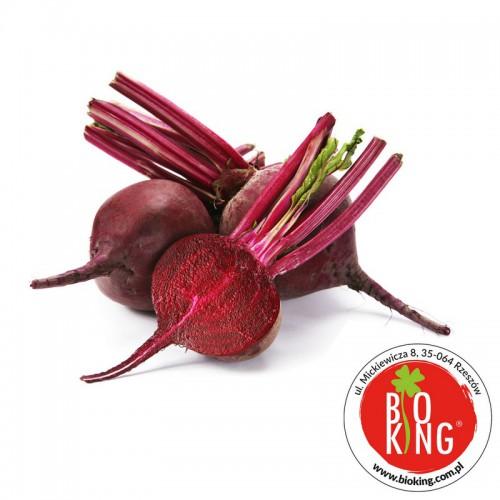 Burak czerwony ekologiczny Barwy Zdrowia