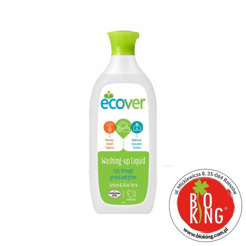 Płyn do naczyń aloesowo-cytrynowy Ecover
