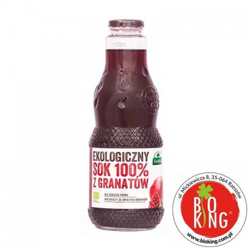 Ekologiczny sok z granatów 100% bio EkoWital