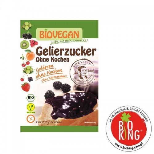 Cukier żelujący bez gotowania bez glutenu bio Biovegan