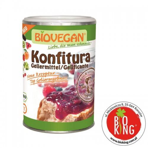 Środek żelujący do konfitur bez glutenu bio Biovegan