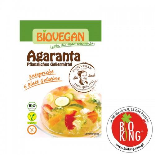 Agaranta środek żelujący wegański bio Biovegan