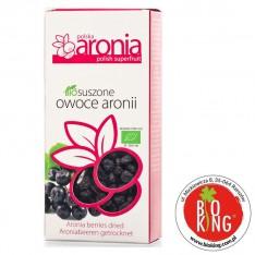 Aronia owoce suszone bio Polska Aronia