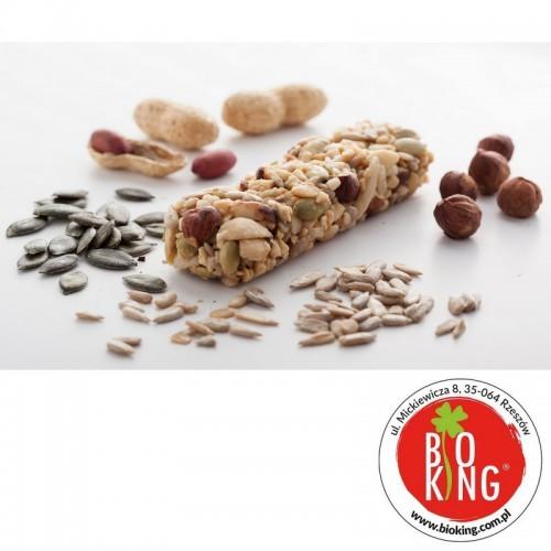 Baton energetyczny czekoladowy bio Biorsel