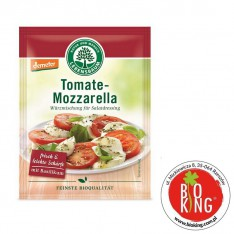Sos sałatkowy pomidory mozarella Lebensbaum