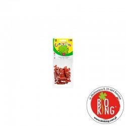 Cukierki truskawkowe bez glutenu miękkie Candy Tree