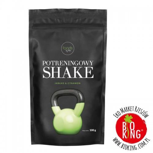 Potreningowy shake Jabłko&Cynamon Foods by Ann