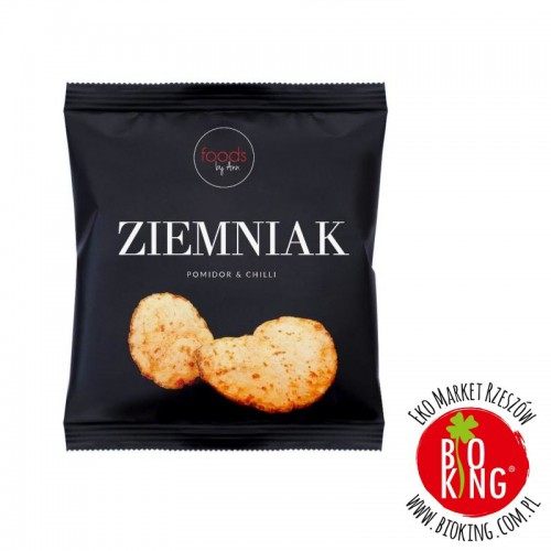 Chipsy Ziemniak Pomidor&Chilli Foods by Ann