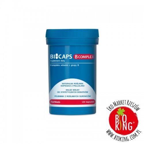 BiCaps B Complex witaminy z grupy B ForMeds