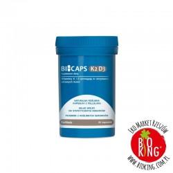 BiCaps witaminy K2D3 kapsułki ForMeds