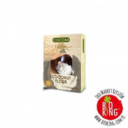 Mąka kokosowa ekologiczna Cocomi