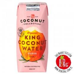 Woda kokosowa z guawą bio Coconut Collective