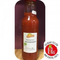 Ekologiczny sok pomidorowy Barwy Zdrowia