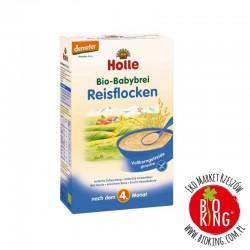 Kaszka ryżowa bezglutenowa bio Holle