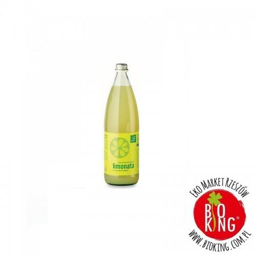 Napój cytrynowy bio Limonata Ecor