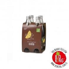 Napój gazowany Cola ekologiczny Ecor
