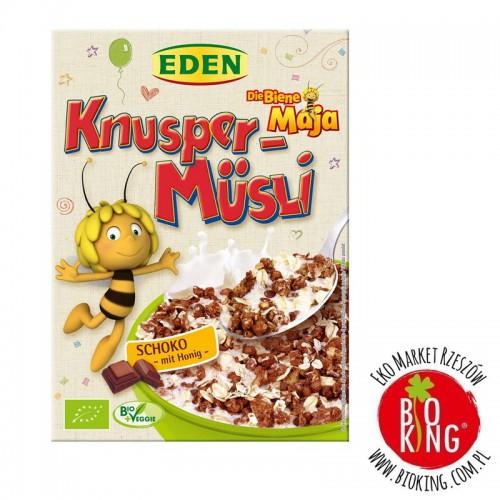 Musli czekoladowe bio Bee Maja Eden