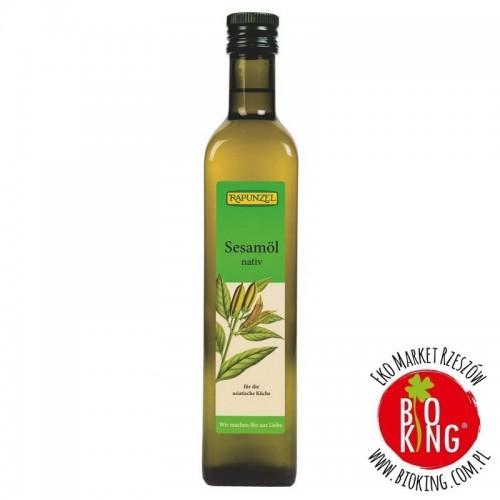 Olej sezamowy ekologiczny Rapunzel