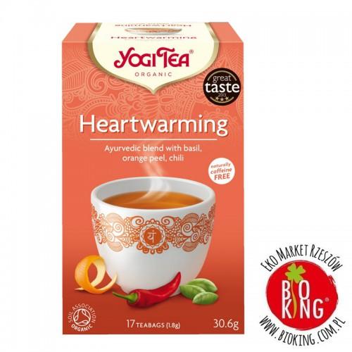 Herbata rozgrzewająca ajurwedyjska bio Yogi Tea