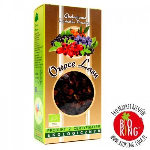 Herbatka owoce lasu ekologiczna Dary Natury