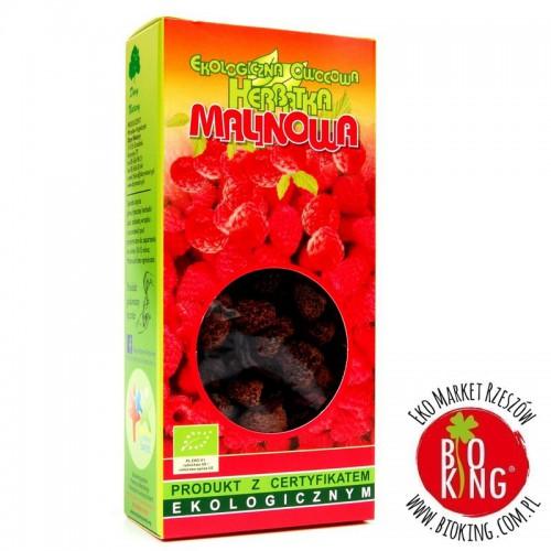 Herbatka malinowa (owoce) bio Dary Natury
