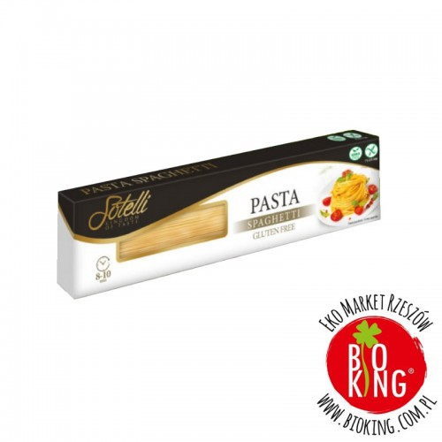 Makaron spaghetti bezglutenowy Sotelli