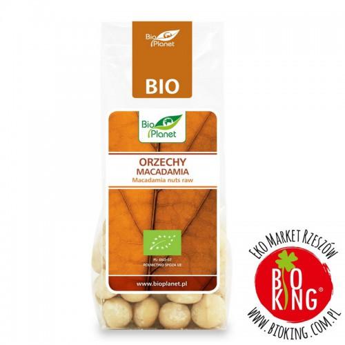 Orzechy macadamia ekologiczne Bio Planet