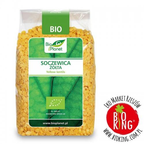 Soczewica żółta ekologiczna Bio Planet
